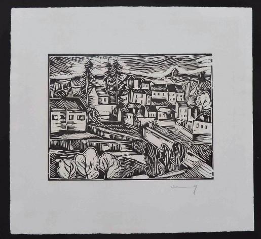 Maurice de Vlaminck, Montral, 1913