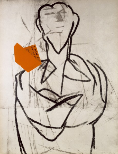 R.B. Kitaj, Ezra Pound II, 1974