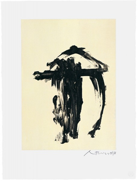 Robert Motherwell, Untitled, 1978