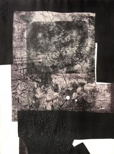 Antoni Clavé, Drole de ciel, 1976