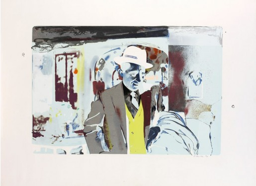 Richard Hamilton, I'm Dreaming of a White Christmas, 1967