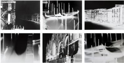 Vera Lutter-Venice Portfolio II