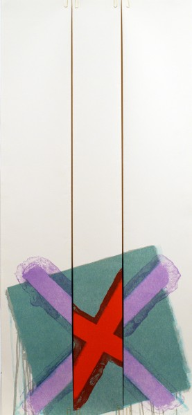 Richard Smith, Two of a Kind IIIb, 1978