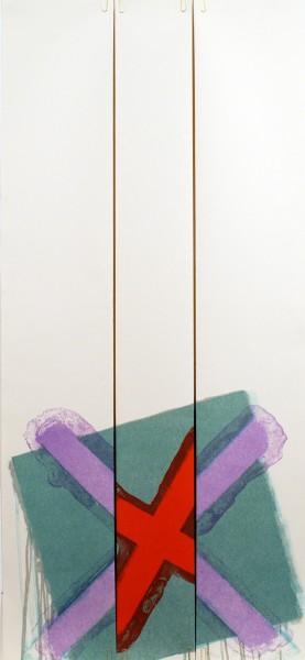 Richard Smith, Two of a Kind IIIb, 1978