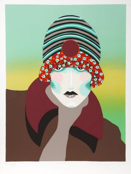 Kiki Kogelnik, Small Heads, 1980