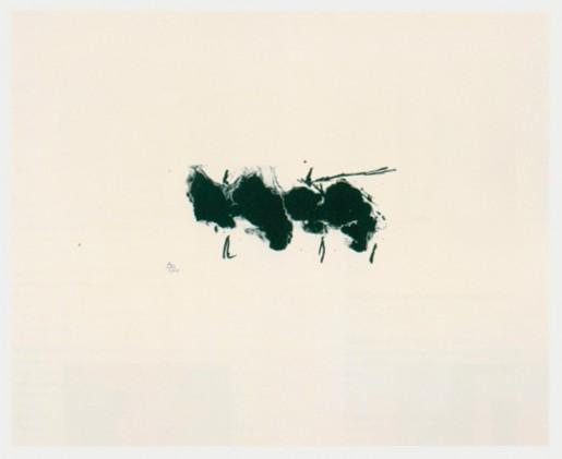 Robert Motherwell, Untitled, 1980