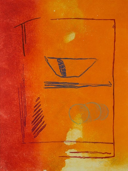 Albert Ràfols-Casamada, Fruites d'estiu, 2004