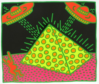 Fertility #2 by Keith Haring