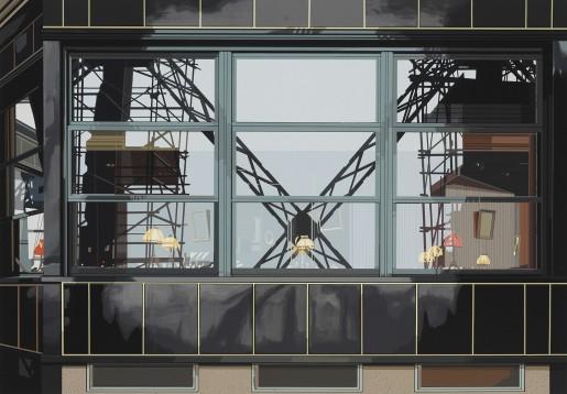 Richard Estes, Eiffel Tower Restaurant, 1981