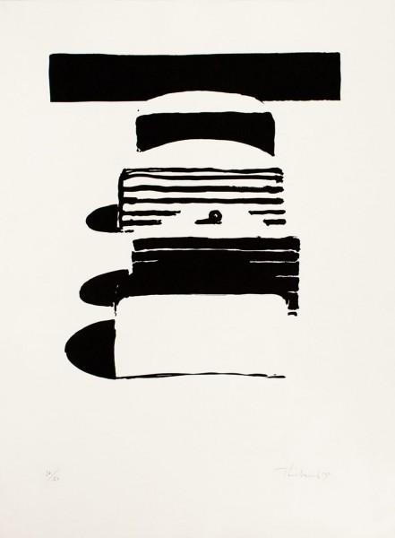 Wayne Thiebaud, Half Cakes, 1971