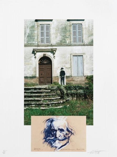 Ernest Pignon-Ernest, Verdi, 2009