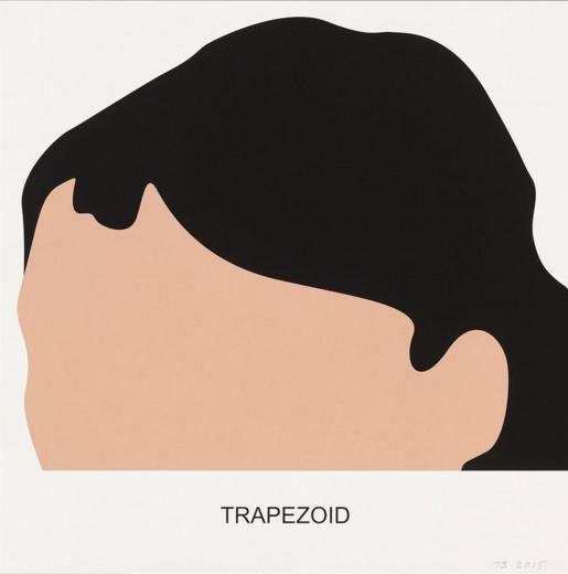 John Baldessari, Trapezoid, 2016