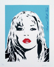Rock and Roll Kate (Medium Blue)
