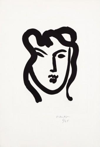Patitcha by Henri Matisse