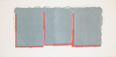 Richard Smith, Horizon II, 1970