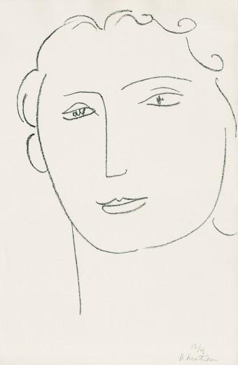 Marguerite VI by Henri Matisse