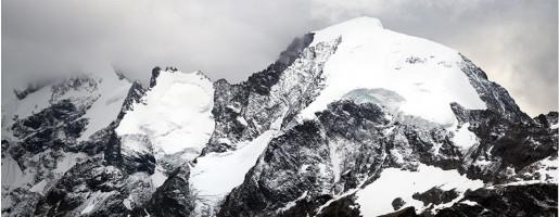 Robert Bösch, Piz Morteratsch, Bernina, 2015