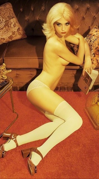 Miles Aldridge, Hell... It's Only Forever (after Miller), 2017