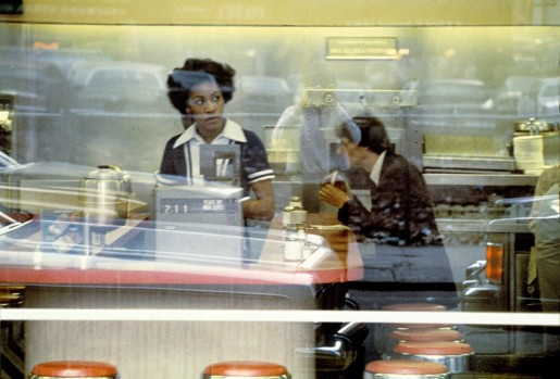 Willy Spiller, Lunch on Broadway, New York, 1982