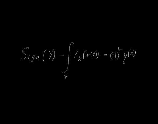 Michael Atiyah, The Index Theorem - Concinnitas Portfolio, 2014