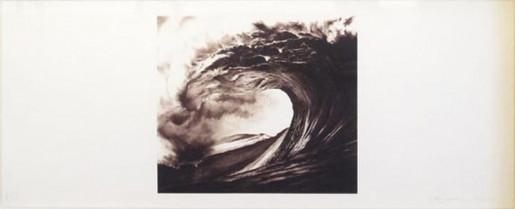 Robert Longo, Untitled #9 Wave, 2000