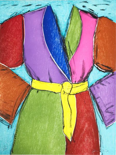 Jim Dine, The Yellow Belt, 2005