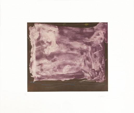Helen Frankenthaler, Soho Dreams, 1987
