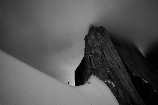 Robert Bösch, Cerro Torre, Patagonia, Argentina, 1998