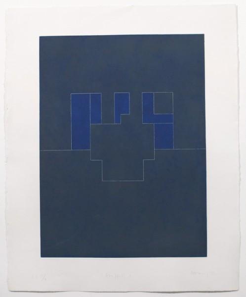 Robyn Denny, Graffiti 1, 1977