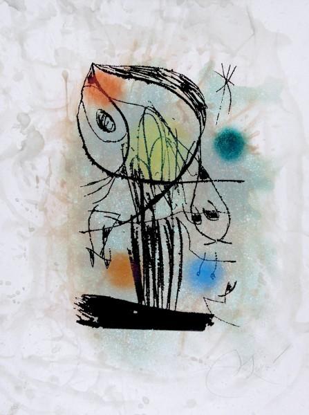 Joan Miró, Altair, 1978