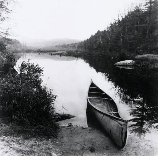Sally Gall, Canoe, 2000