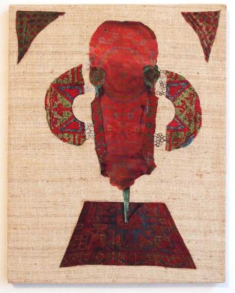 Shannon Bool, Horse Mask, 2013