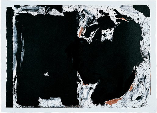 Robert Motherwell, Lament for Lorca, 1982