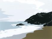 Cornish Coast 1: Lantic Bay