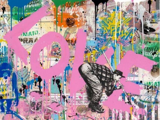 Mr. Brainwash, All You Need Is Love, 2018