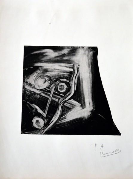 Jannis Kounellis, Untitled, 2013