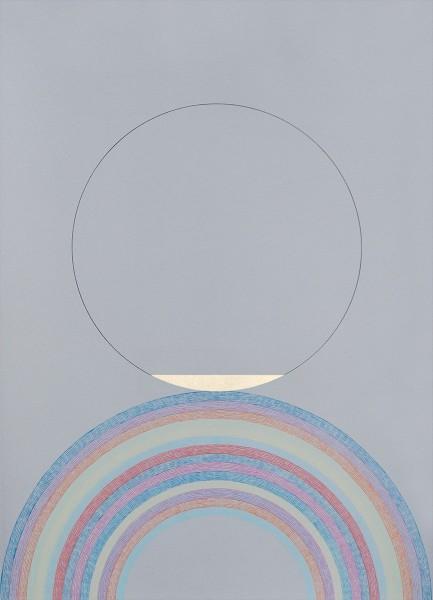 Claudia Wieser, Untitled (grey), 2016