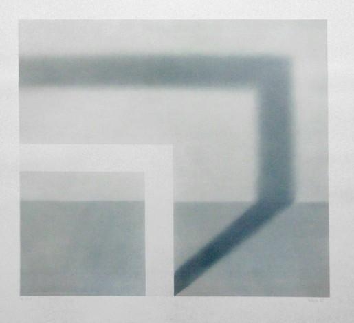 Gerhard Richter, Shadow Picture II   Schattenbild II, 1968