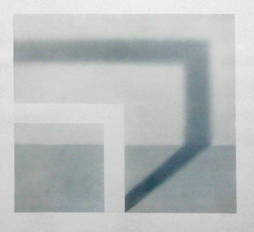 Gerhard Richter, Shadow Picture II | Schattenbild II, 1968