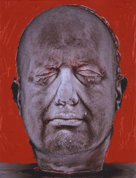 Marc Quinn, Self (Red), 2006