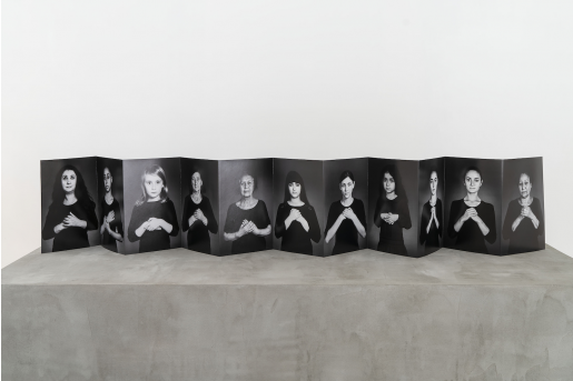 Shirin Neshat, The Home of my Eyes, 2018
