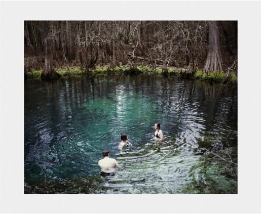 Tobias Kruse, Crossing #2 (Bath), USA, from Crossing, 2009
