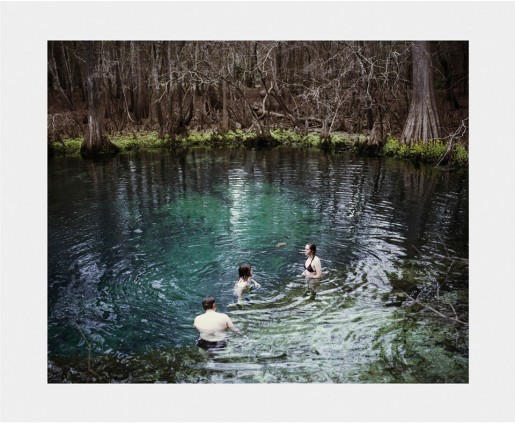 Tobias Kruse, Crossing #2 (Bath), USA, from Crossing, 2009