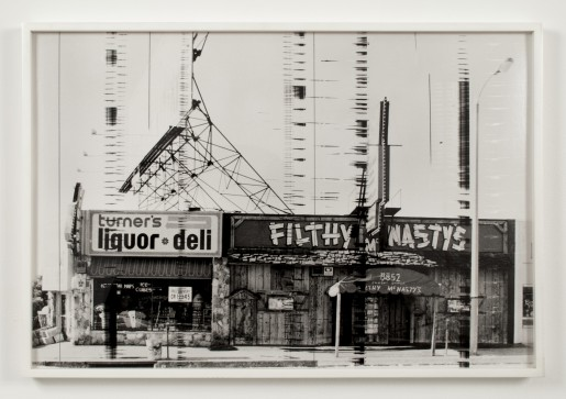 Ed Ruscha, Filthy McNasty's 1966, 1995