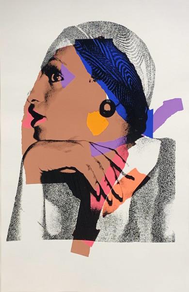 Andy Warhol, Ladies and Gentlemen (FS II.136), 1975