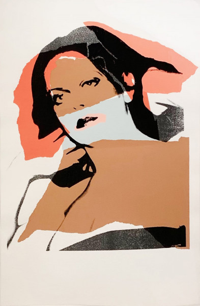 Andy Warhol, Ladies and Gentelmen (FS II.134), 1975