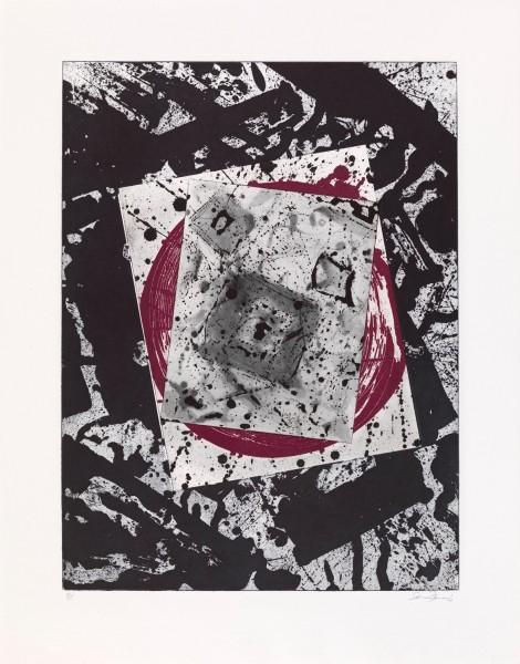 Sam Francis, Untitled, 1982