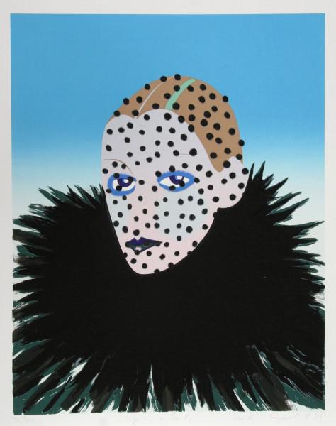 Kiki Kogelnik, Life is a Veil, 1979