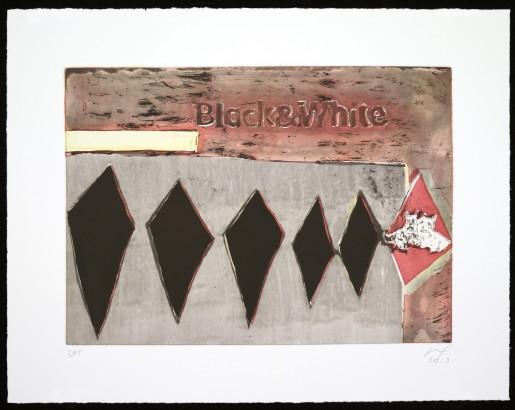 Peter Doig, Black & White, 2013
