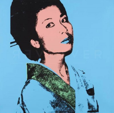 Andy Warhol - Kimiko (FS II.237)